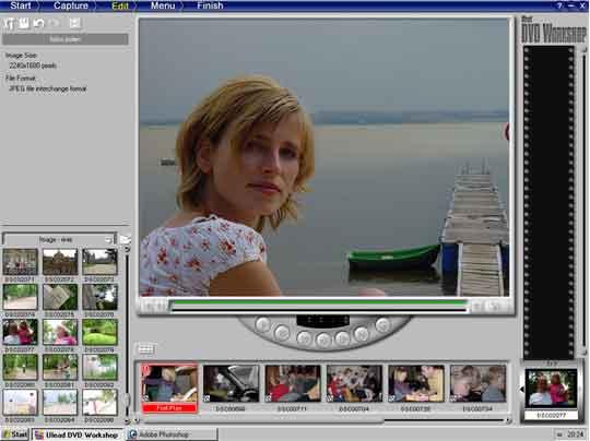 Ulead DVD Workshop AC3