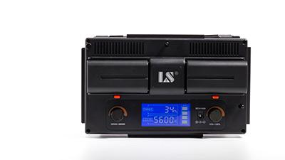 on-camera-light-LS-achterkant